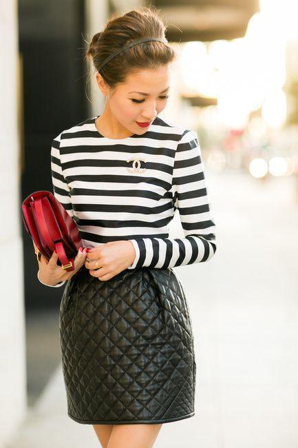 Chanel Brooch – 14 ways to wear it   ShineXuan